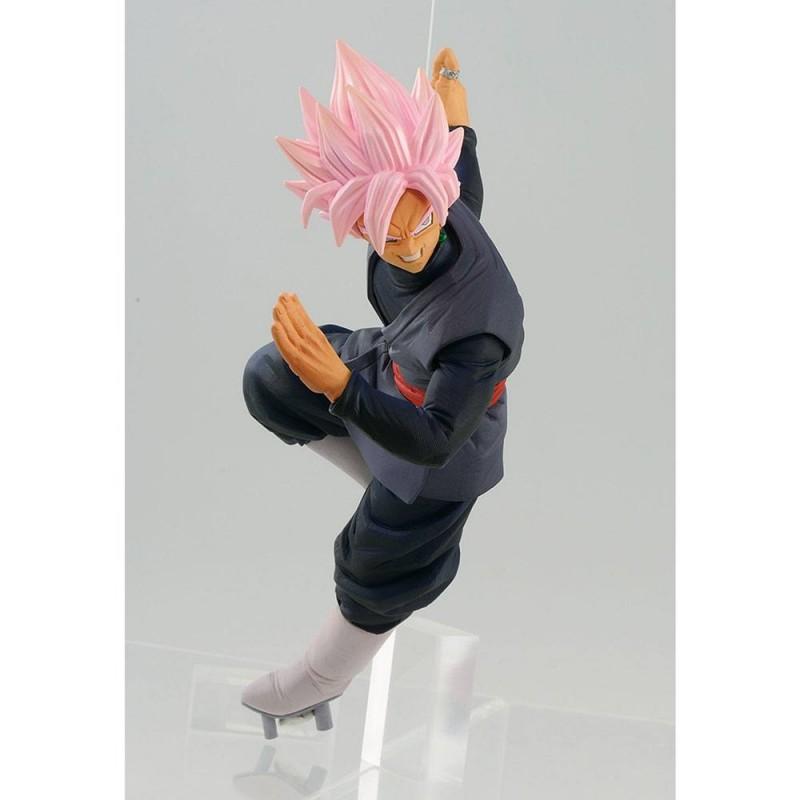 Dragon Ball Super Black Goku Rose Fes...