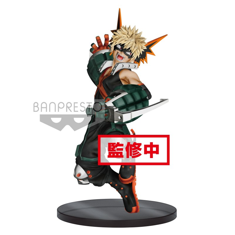 My Hero Academia Katsuki Bakugou The...