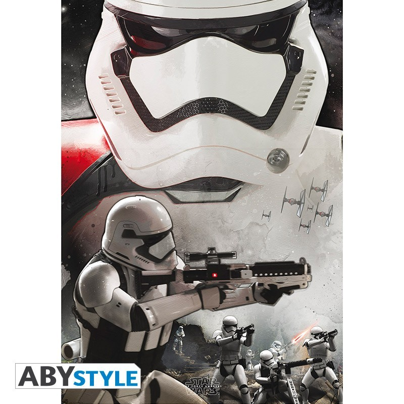 """Star Wars - Poster """"Stormtroopers..."""
