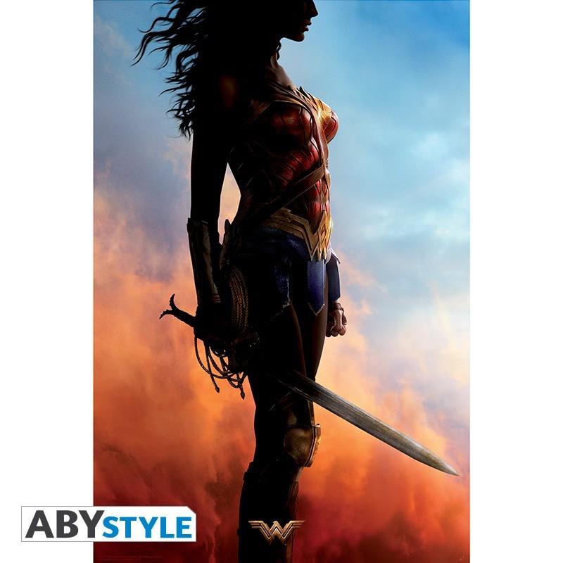 "DC Comics - Poster ""Film Wonder..."
