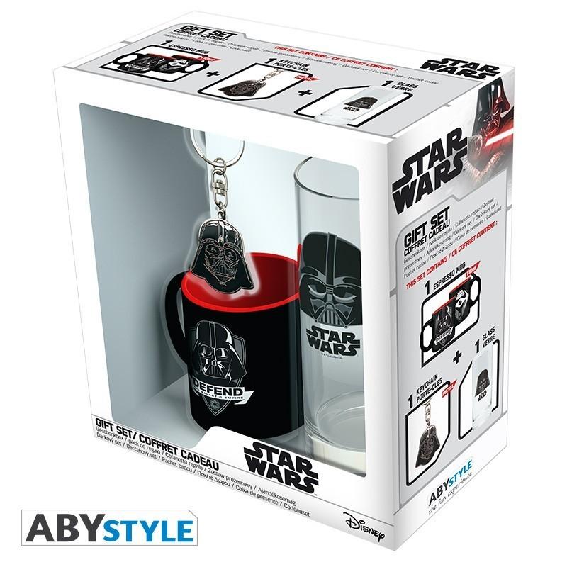 Star Wars - Pack Verre 29cl + Porte...