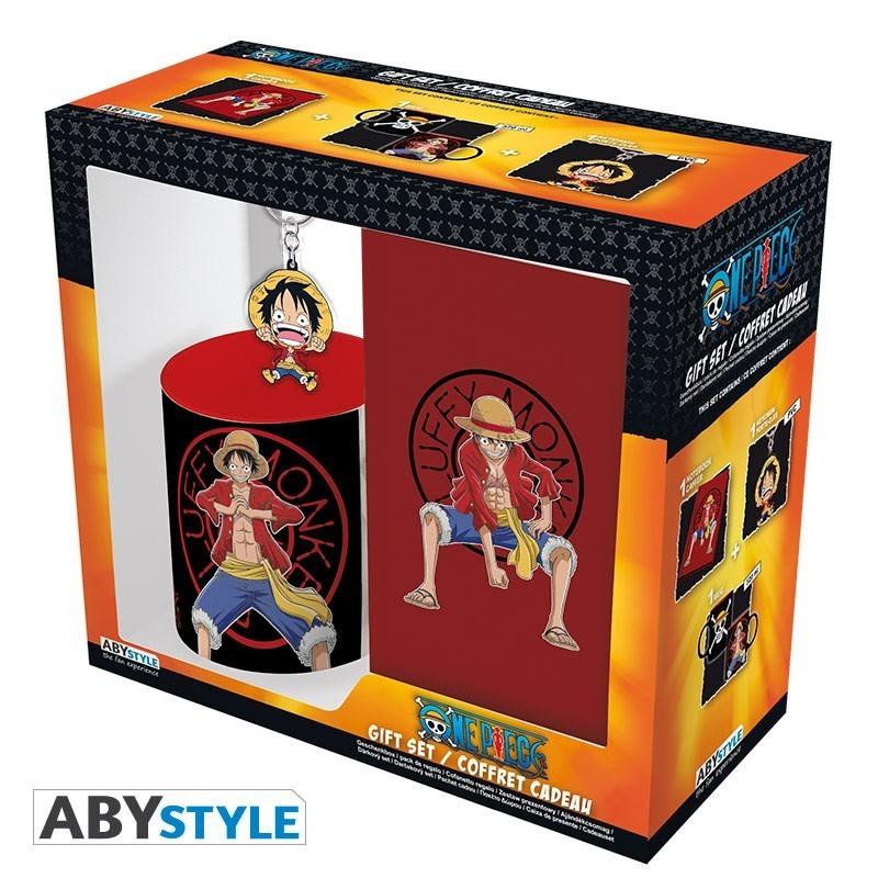 One Piece - Pack Mug320ml + Porte clé...