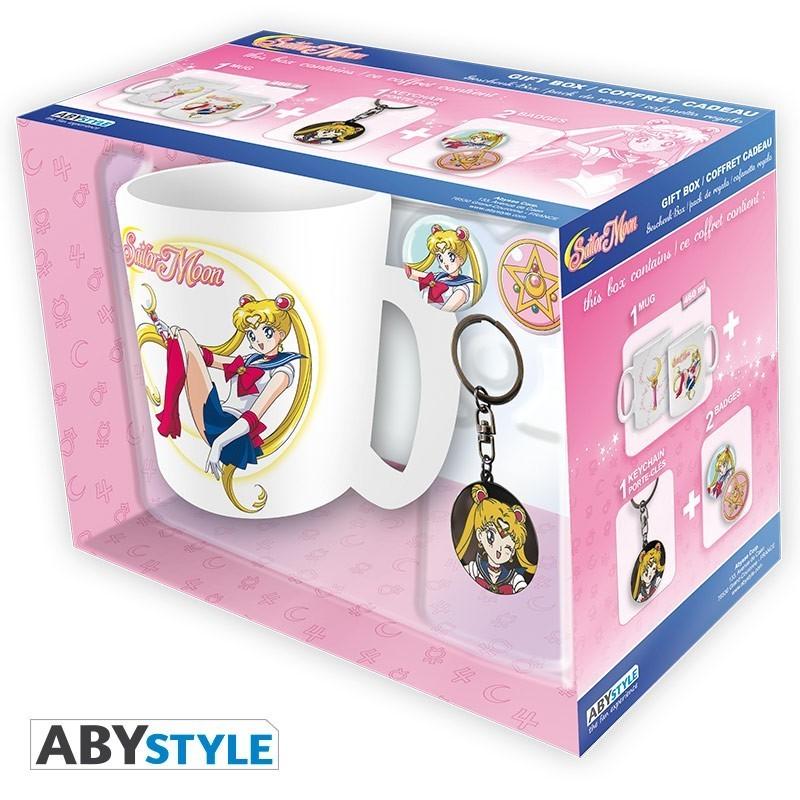 Sailor Moon - Pack Mug + Porte-clé +...