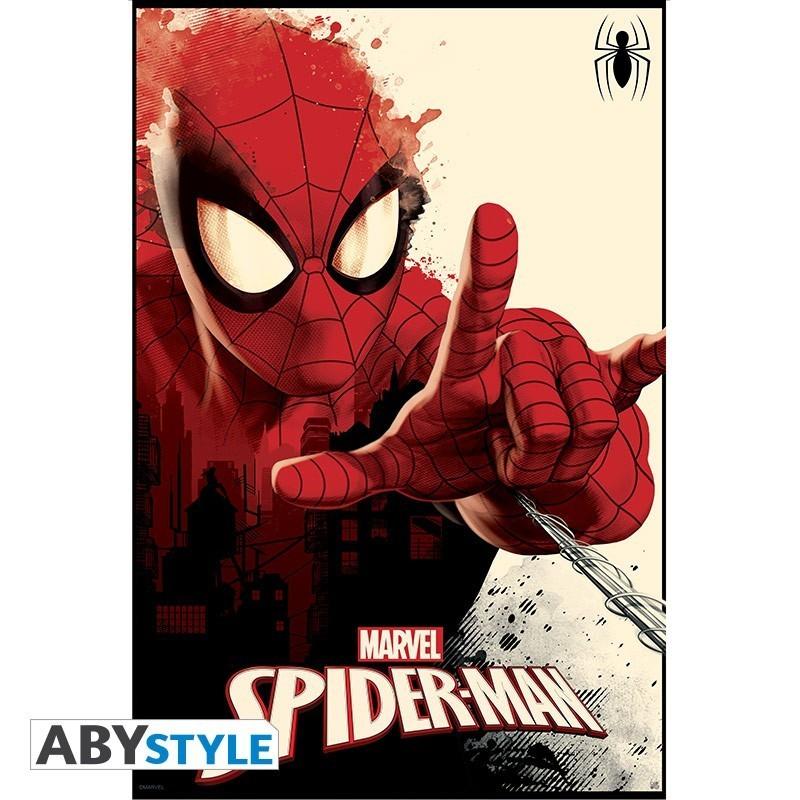 "Marvel Poster ""Friendly Neighborhood""..."