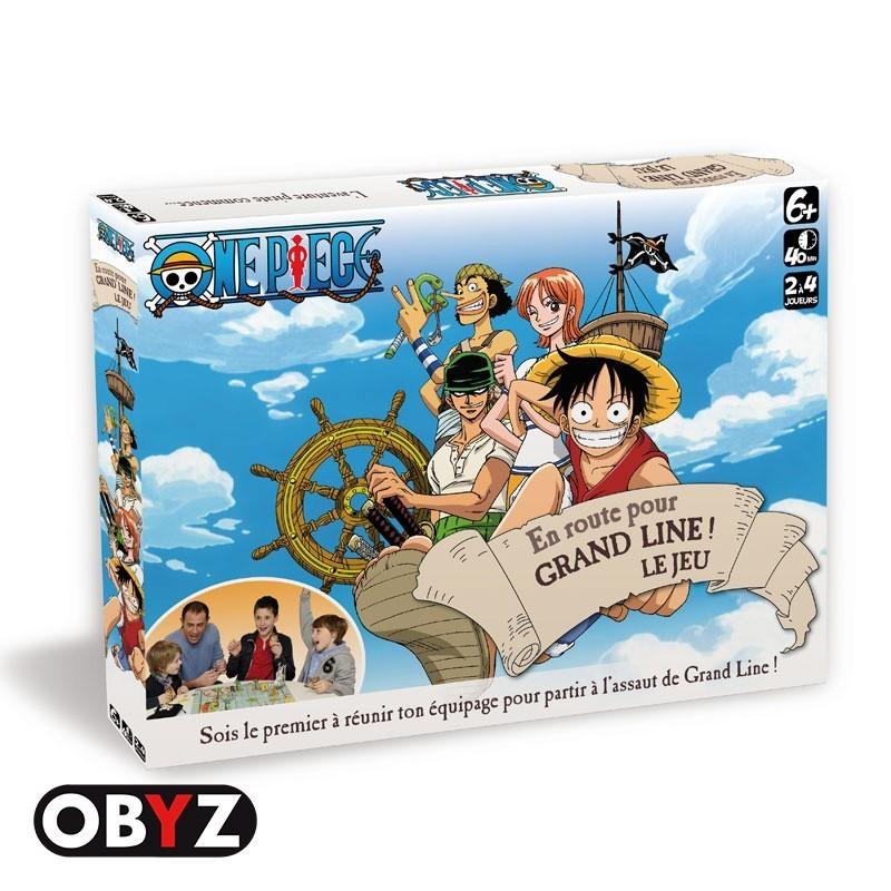 One Piece - Jeu de plateau - En route...