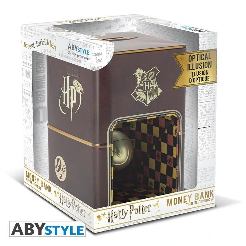 Harry Potter - Tirelire - Vif d'or