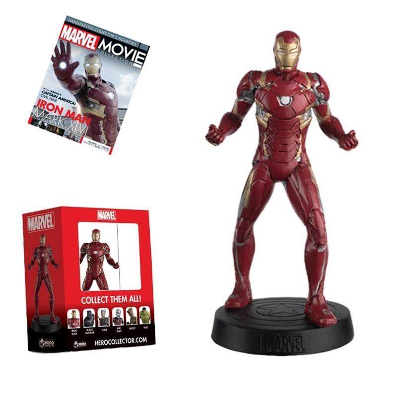 Marvel - Movie Figurine Iron Man Mark...