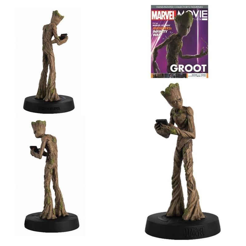 Marvel - Movie Figurine Groot...