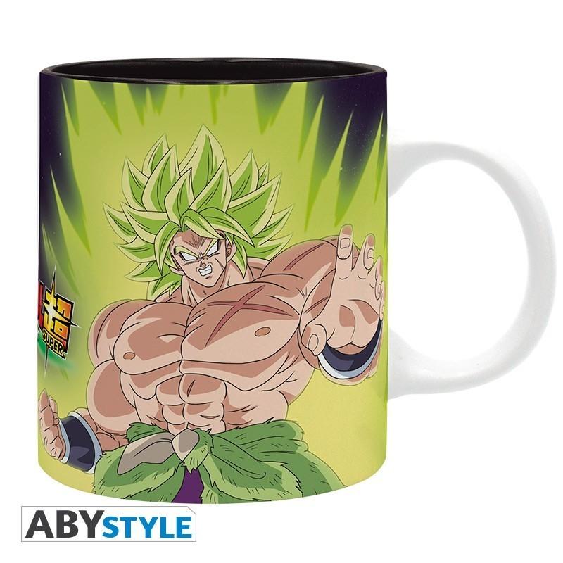 Dragon Ball Broly - Mug - 320 ml -...