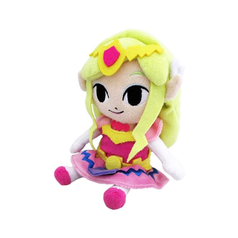 Zelda - Peluche Princess of Zelda 17cm