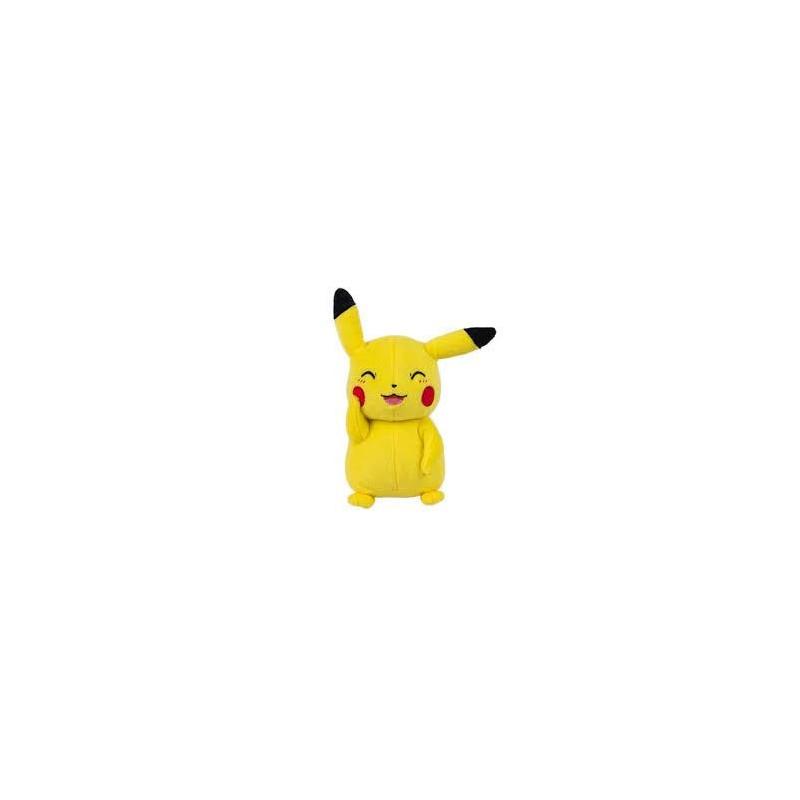 Peluche Pikachu Sourire 32cm