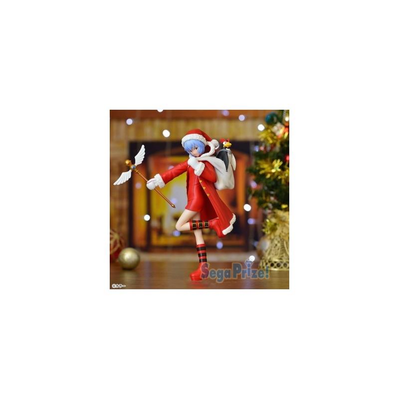 Evangelion  Ayanami Rei Christmas Ver.