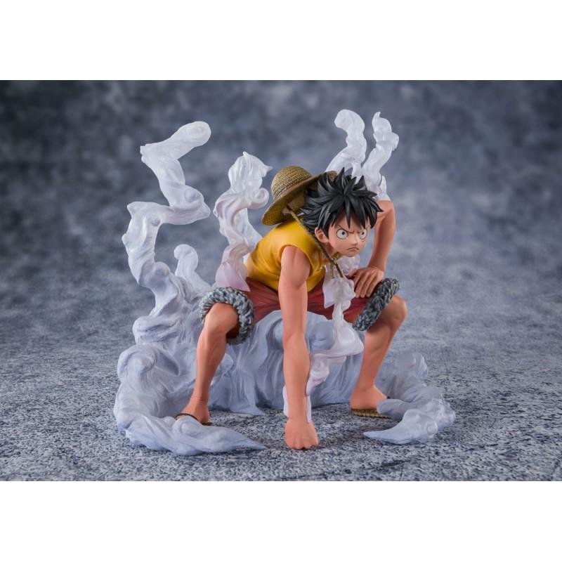 One Piece FiguartsZERO Monkey D....