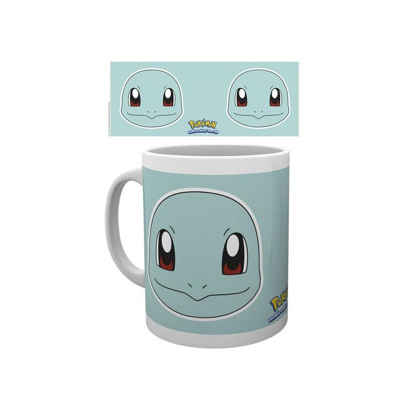 Pokemon mug Carapuce Face