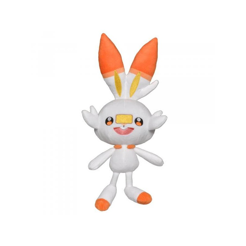 Pokémon Peluche Flambino 20cm