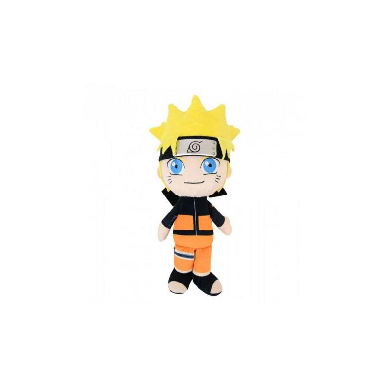 Peluche Naruto - Naruto Uzumaki 25cm
