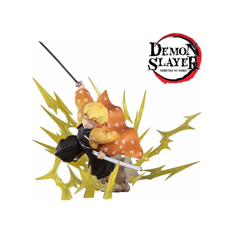 Demon Slayer Zenitsu Agatsuma Breath...