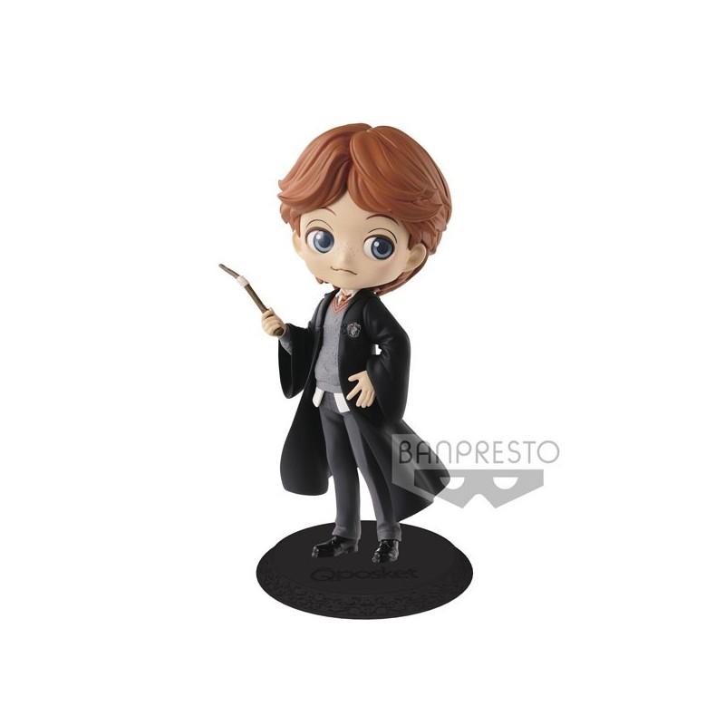 Harry Potter Q Posket Ron Weasley 14cm