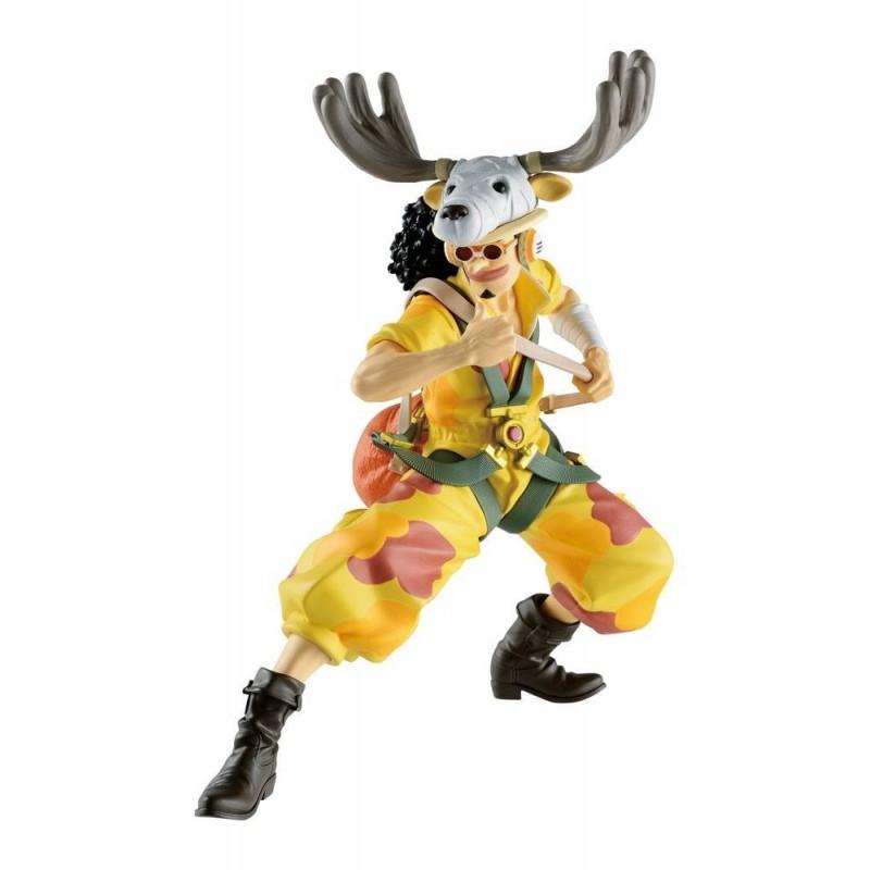 One Piece - Usopp Stampede statuette...