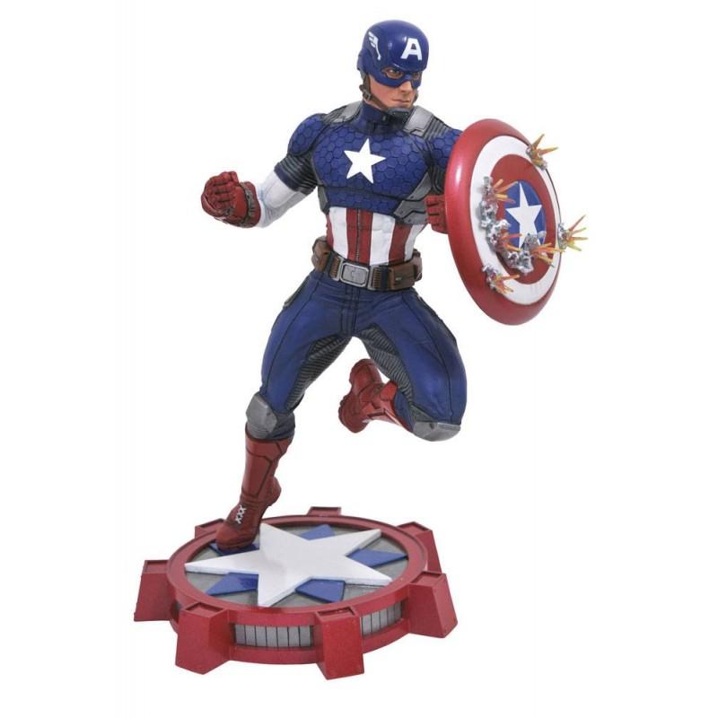 Marvel statuette Captain America 23 cm