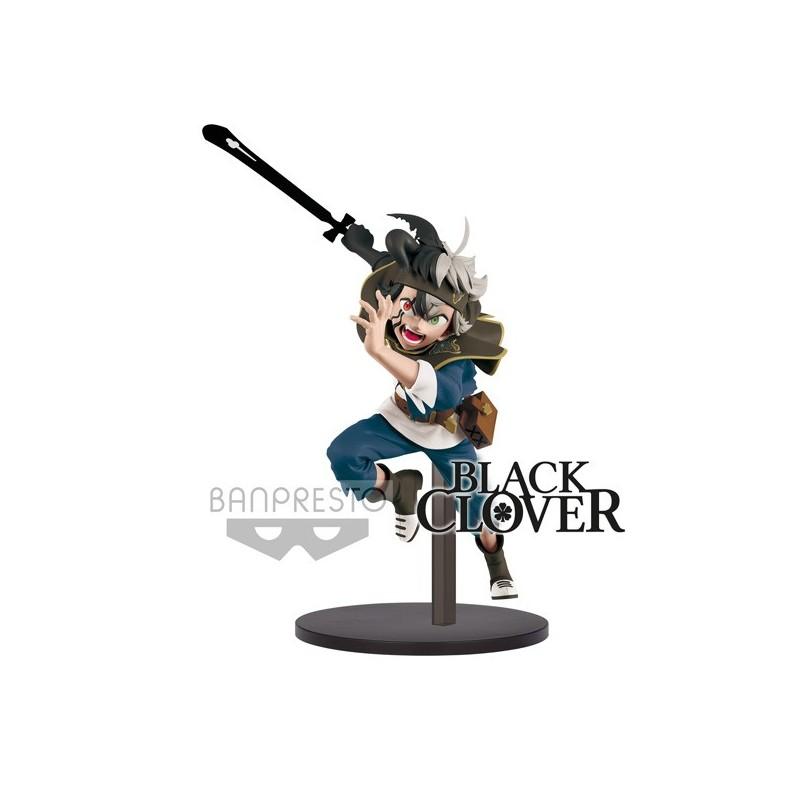 Black Clover DFX Figure Asta Ver B 13cm
