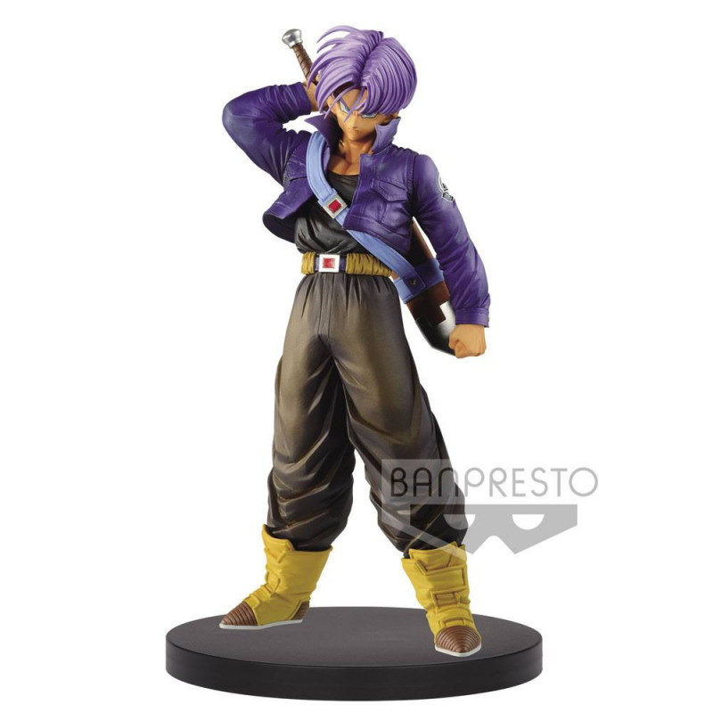 Dragon Ball Legends Collab Trunks 23 cm