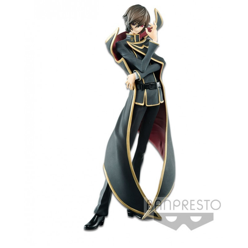 Code Geass Lelouch of the Rebellion...