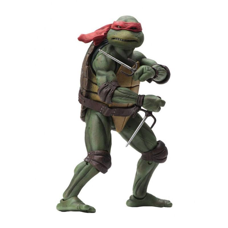Tortues Ninja Raphael Neca 18 cm