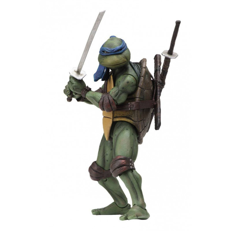 Tortues Ninja Leonardo Neca 18 cm