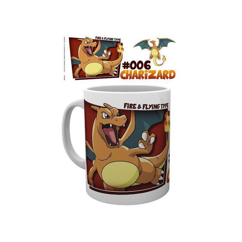 Pokémon mug Dracaufeu