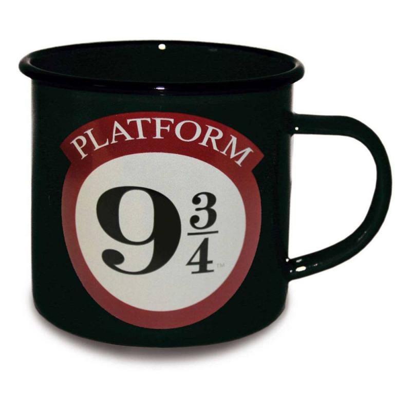 Harry Potter mug émail Platform/Quai...