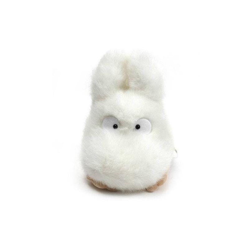 Studio Ghibli peluche White Totoro 20 cm