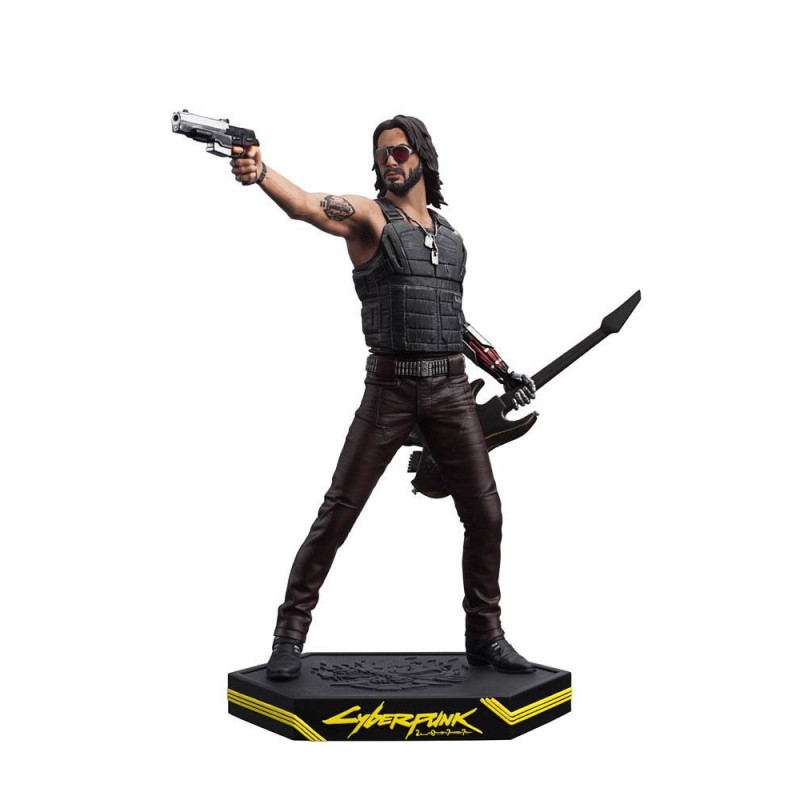 Cyberpunk 2077 Johnny Silverhand 24 cm