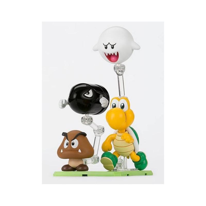 Super Mario Bros. diorama S.H....