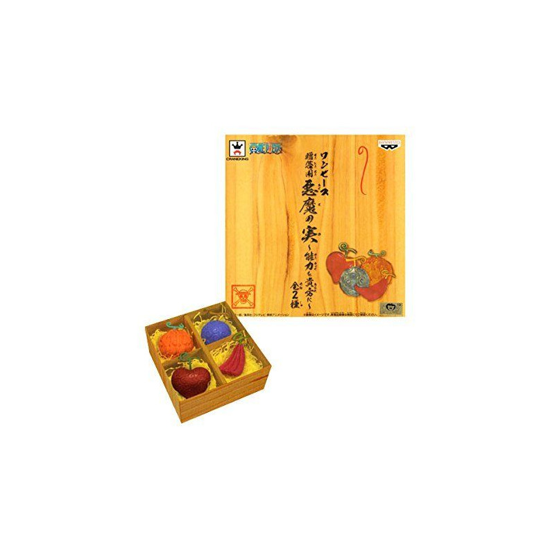 One Piece Gift Box The Devil Fruits...