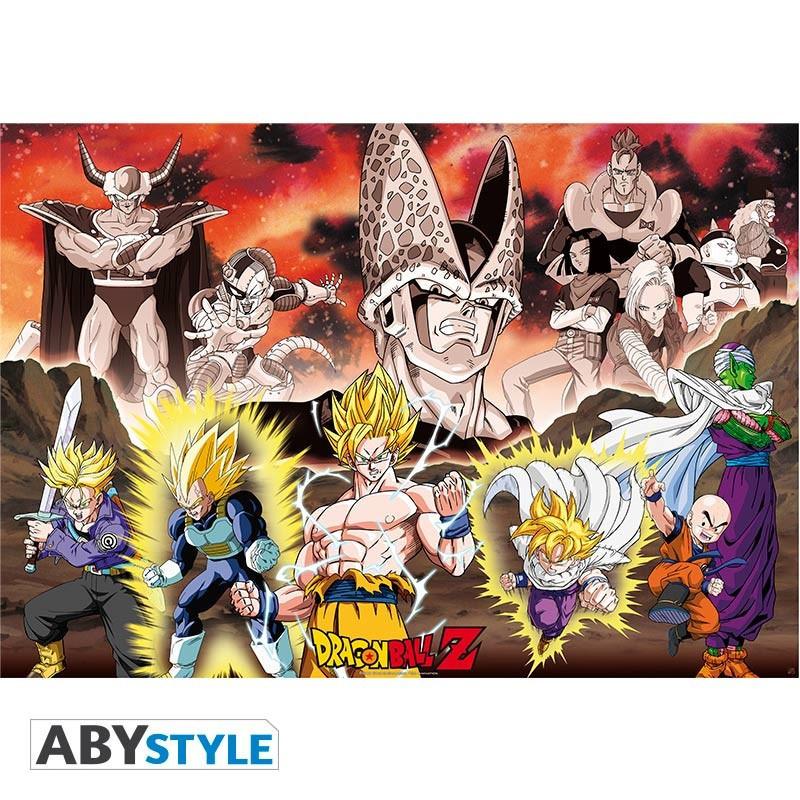 Dragon Ball Poster DBZ/ Groupe Arc...