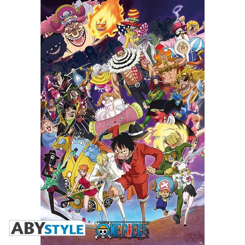 One Piece Poster Big Mom saga (91.5x61)