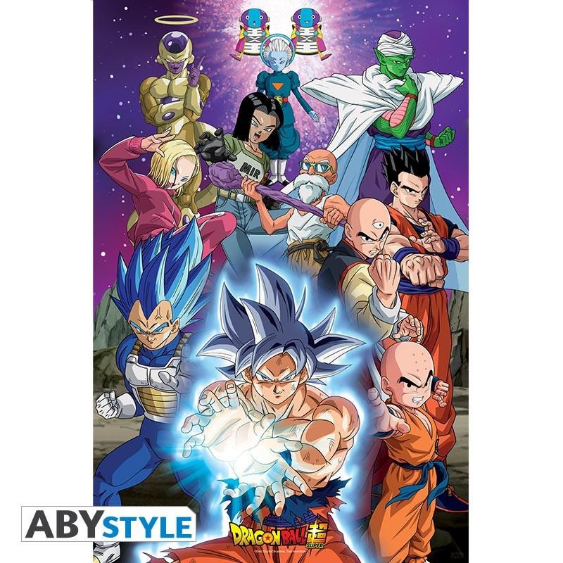 Dragon Ball Poster Univers 7 (91.5x61)