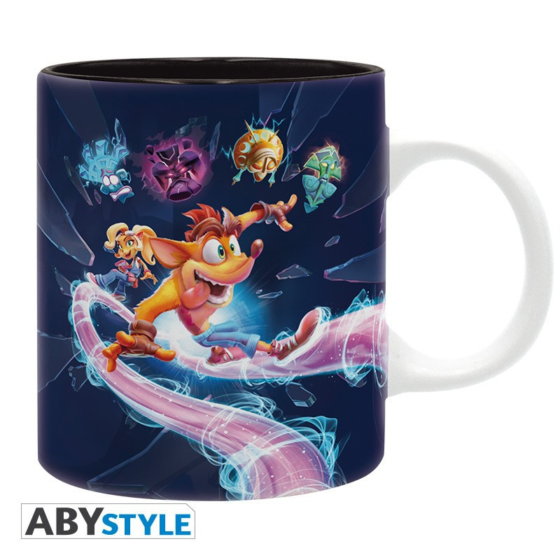 Crash Bandicoot - Mug - 320 ml- It's...