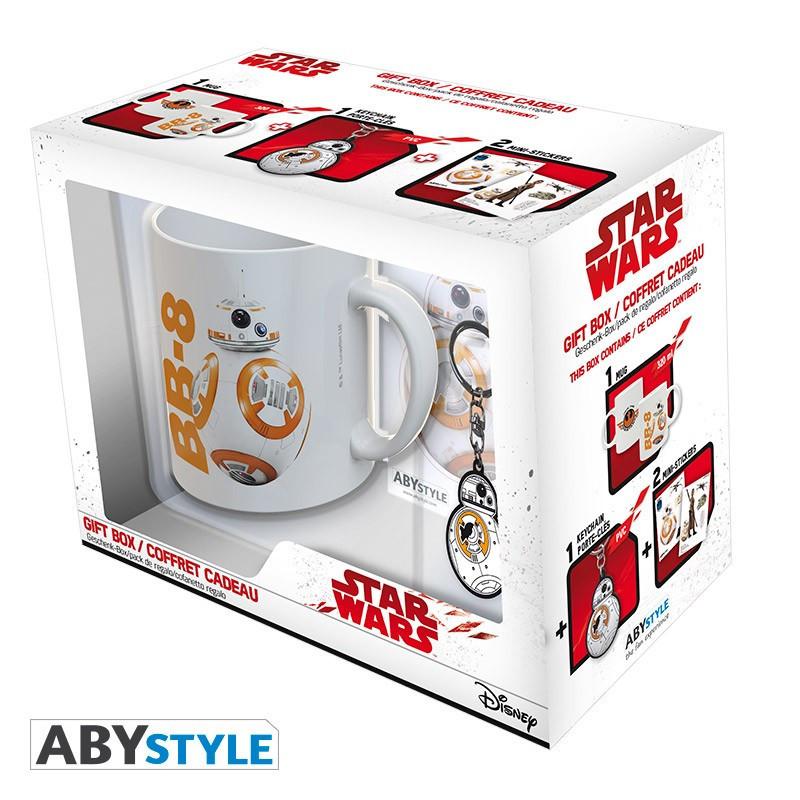 Star Wars Pack Mug 320ml + KeyringPVC...
