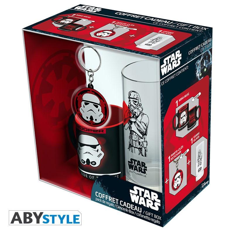Star Wars Pack Verre 29cl +...