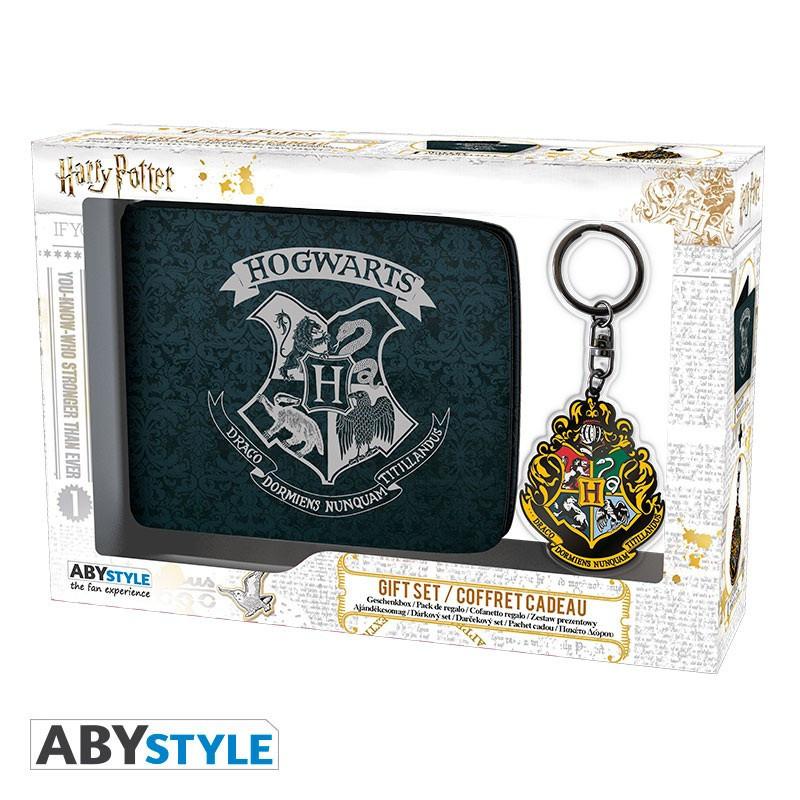 Harry Potter Pack Wallet + Keyring...