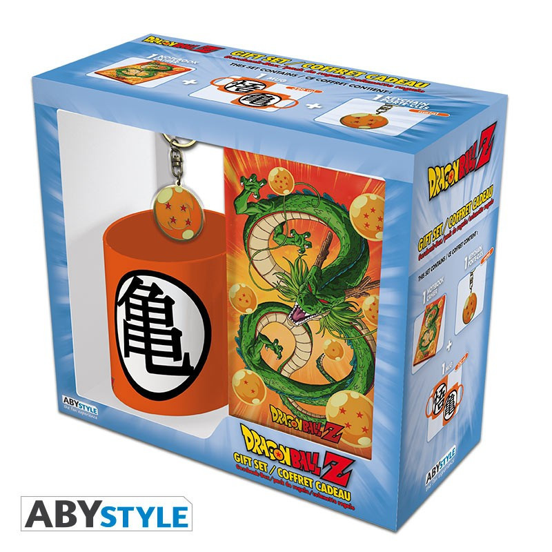 Dragon Ball Pack Mug 320ml + Keyring...