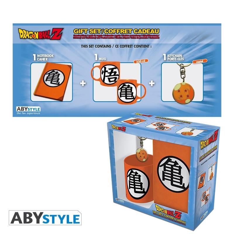 Dragon Ball Pack Mug 320ml + Keyring...