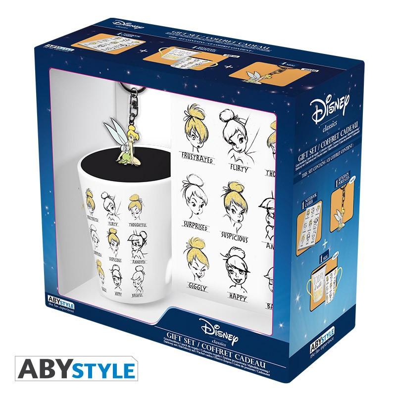 Disney Pack Mug 250ml + Keyring +...