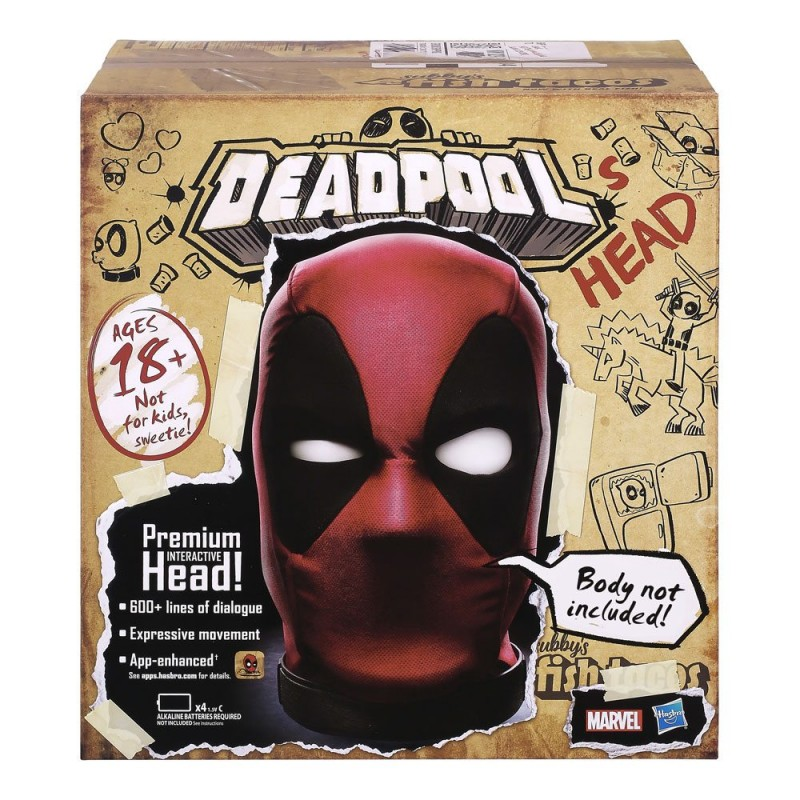 Marvel Legends Deadpool Buste...