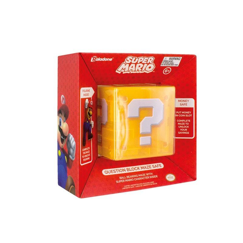 Super Mario tirelire / jeu Maze...