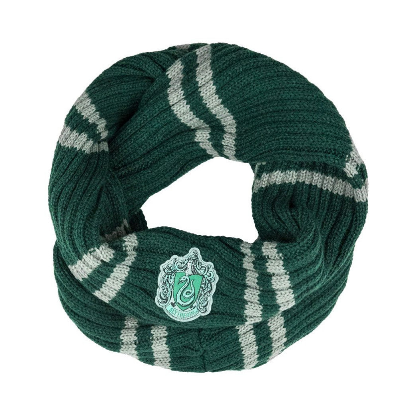 Harry Potter écharpe infinie Slytherin