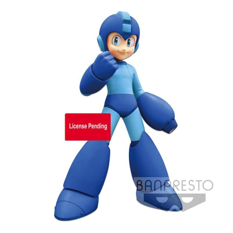 Mega Man Grandista Exclusive Lines 23 cm