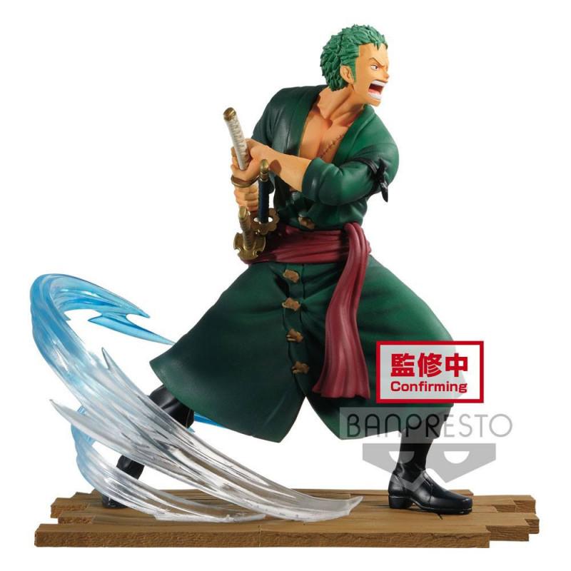 One Piece Roronoa Zoro Log File...